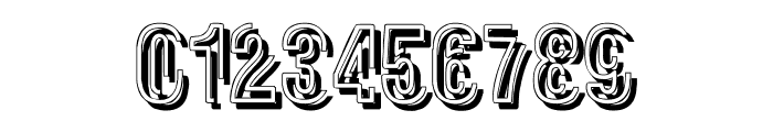 Glasnost Heavy Font OTHER CHARS