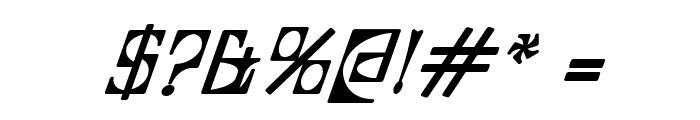 Glaukous - Aublikus Font OTHER CHARS