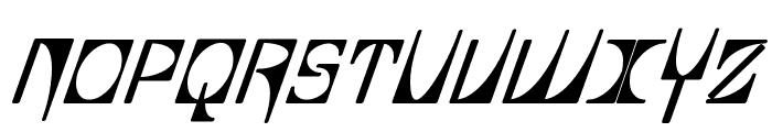 Glaukous - Aublikus Font UPPERCASE