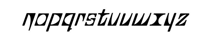 Glaukous - Aublikus Font LOWERCASE