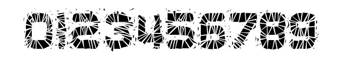GlazKrak-Regular Font OTHER CHARS