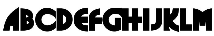 Glitter Font Font LOWERCASE
