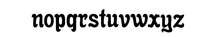 Gloria Font LOWERCASE
