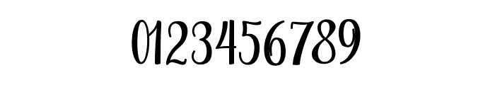 Glorious Free Font OTHER CHARS