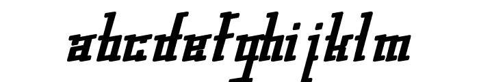 gleesteak Font UPPERCASE