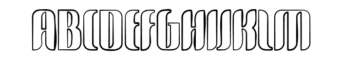 glidesketchsketch Font UPPERCASE