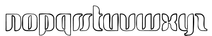 glidesketchsketch Font LOWERCASE