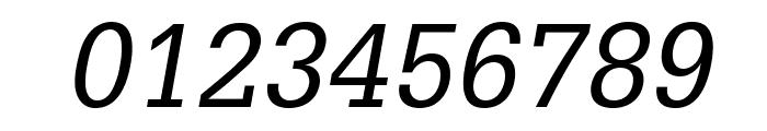 GlyphaLTStd-Oblique Font OTHER CHARS