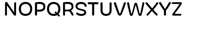 Globa Book Font UPPERCASE