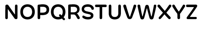 Globa Regular Font UPPERCASE