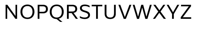 Global Book Font UPPERCASE