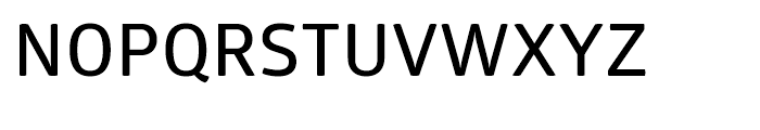 Glober SemiBold Font UPPERCASE