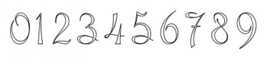 Gladly Wisp Regular Font OTHER CHARS
