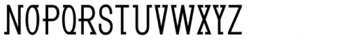 GL Benicassim Bold Font UPPERCASE