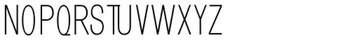 GL Benicassim Sans Font LOWERCASE
