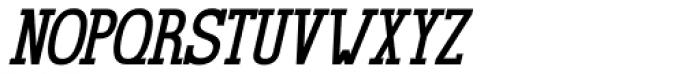 GL Tetuan L Cursive Font UPPERCASE