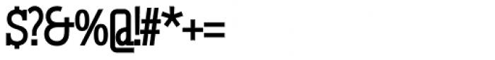 GL Tetuan L Font OTHER CHARS