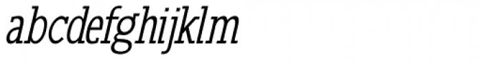 GL Tetuan M Cursive Font LOWERCASE