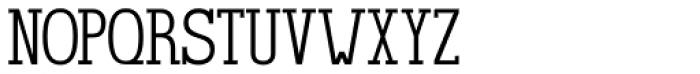 GL Tetuan M Font UPPERCASE