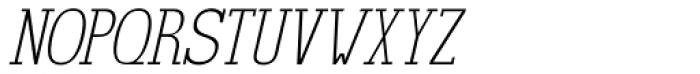 GL Tetuan S Cursive Font UPPERCASE