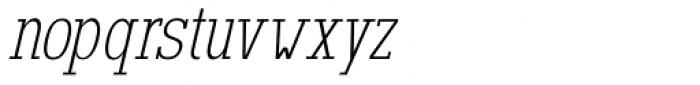 GL Tetuan S Cursive Font LOWERCASE
