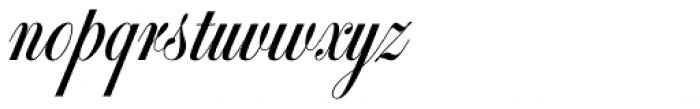 Glade Extra Narrow Font LOWERCASE