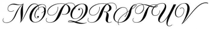 Glade Font UPPERCASE