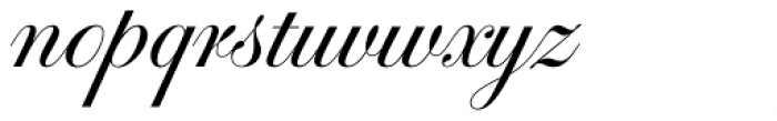 Glade Font LOWERCASE