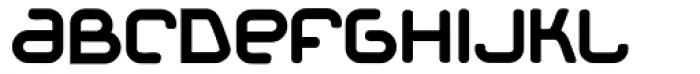Glamorous BV Font LOWERCASE