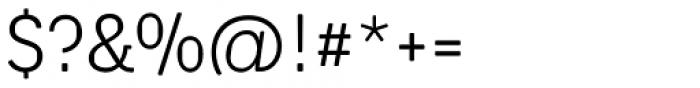 Glatt Pro Alternative Regular Font OTHER CHARS