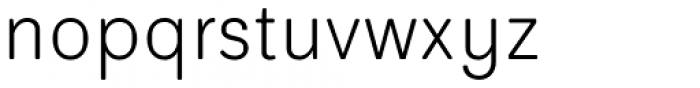 Glatt Pro Alternative Regular Font LOWERCASE