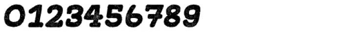 Gliny Hand Slab Rasp Italic Font OTHER CHARS