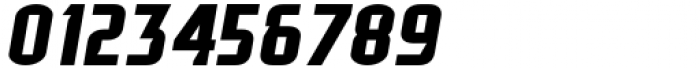 Glitch Esports Italic Font OTHER CHARS