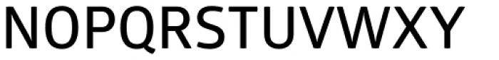 Glober Semi Bold Font UPPERCASE