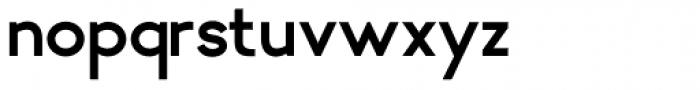 Glode Bold Font LOWERCASE