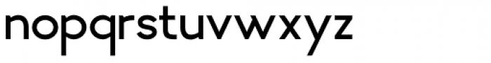 Glode Medium Font LOWERCASE