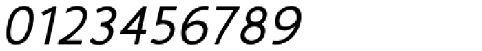 Glory Medium Italic Font OTHER CHARS