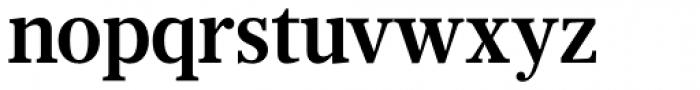 Glosa Headline Bold Font LOWERCASE