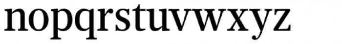 Glosa Headline Medium Font LOWERCASE