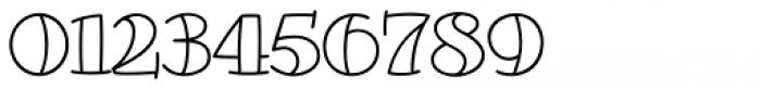 Glotona White Font OTHER CHARS