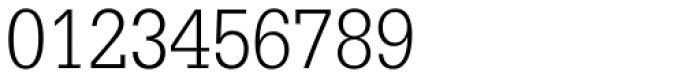 Glypha Light Font OTHER CHARS