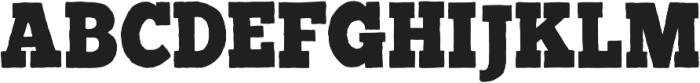 GM Trailhead Clean otf (400) Font UPPERCASE