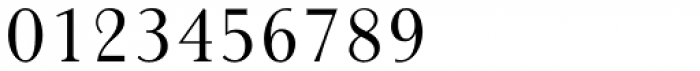 Gmuender Antiqua Pro Font OTHER CHARS
