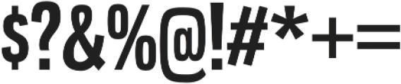 Gnuolane Bold otf (700) Font OTHER CHARS