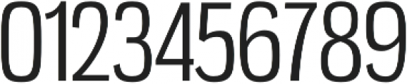 Gnuolane Book otf (400) Font OTHER CHARS
