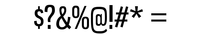 Gnuolane Free Font OTHER CHARS