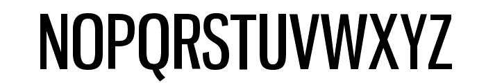 Gnuolane Free Font UPPERCASE
