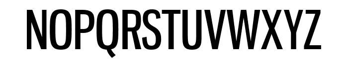 GnuolaneRg-Regular Font UPPERCASE