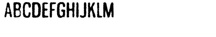 Gnuolane Grind Regular Font UPPERCASE
