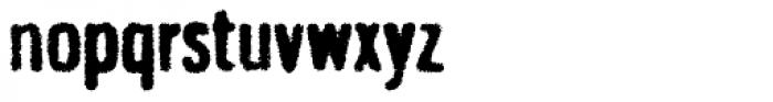 Gnuolane Grind Bold Font LOWERCASE